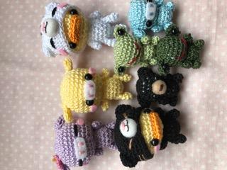 編み編みの日